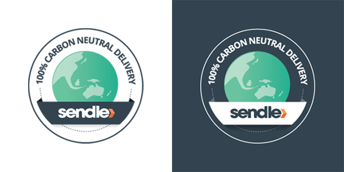 Sendle is 100% carbon-neutral - tell the world!