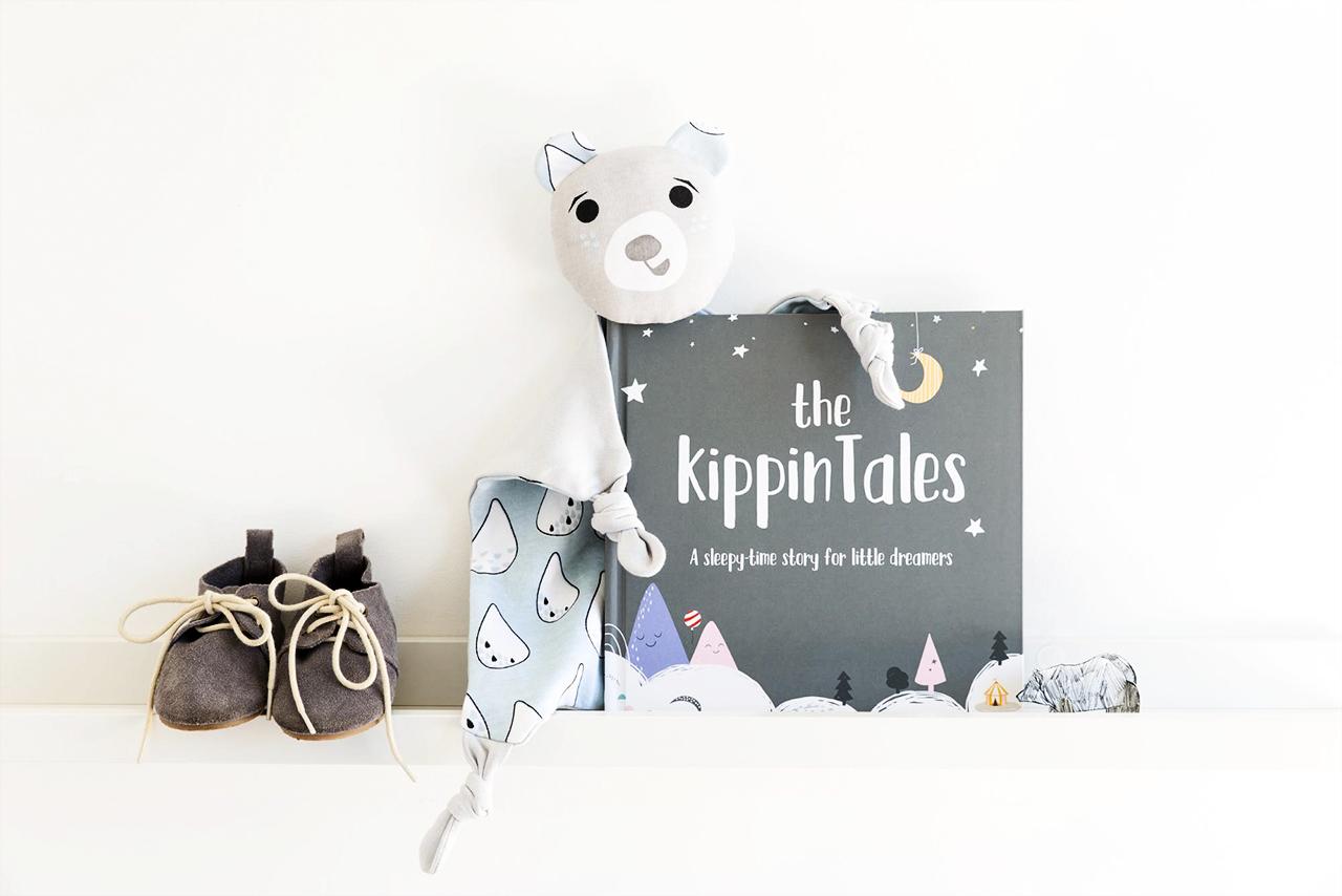 The Kippin Tales book