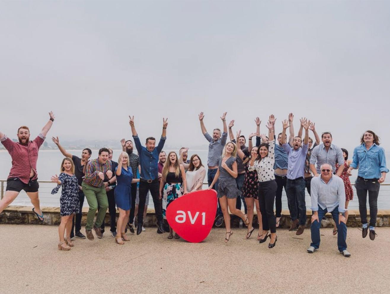 The AV1 team