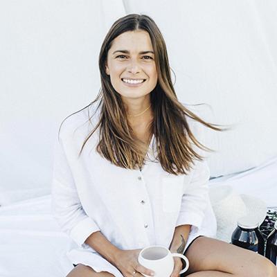 Kate Dalton, founder of Mayde Tea