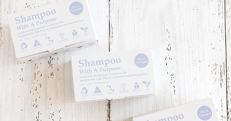 Shampoo with a Purpose