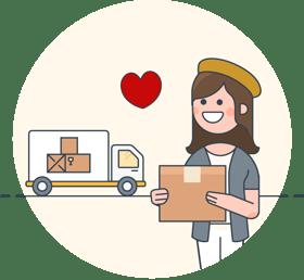 Finding a match made in logistics heaven