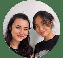 Xuan & Marina