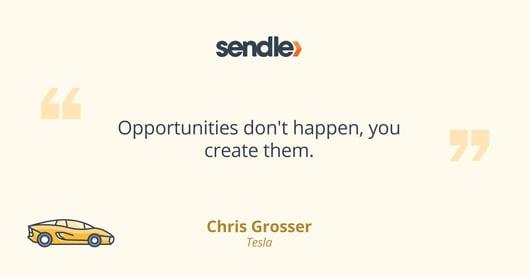 Chris Grosser Quote