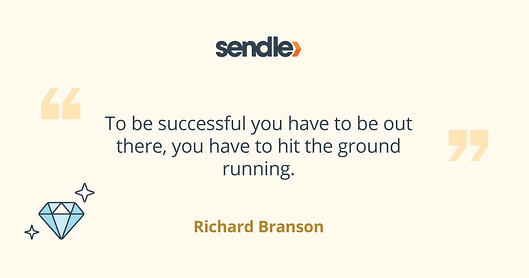 Motivational quotes from Richard Branson