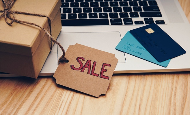 Seasonal sales are an example of an alternative to building algorithms into your retail business.