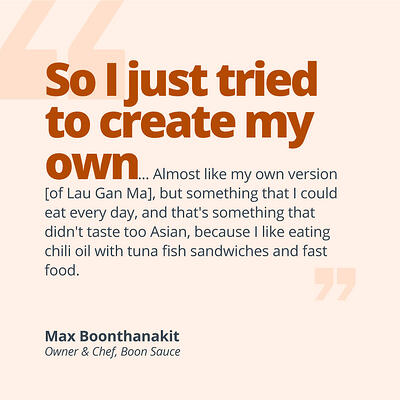 Boon Sauce quotes