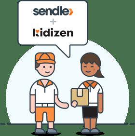 Sendle + Kidizen