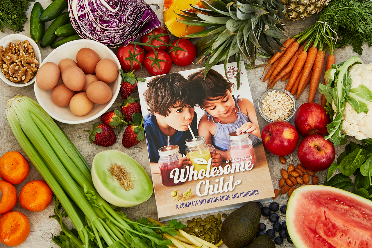 Mandy sends her cookbook with international courier