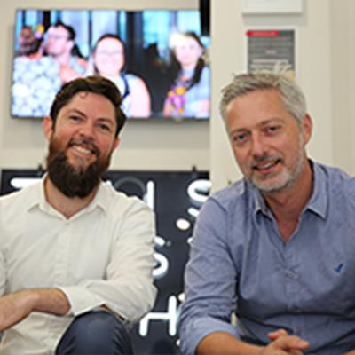 Keith Wootton & Nathan Murray, AV1 Audio