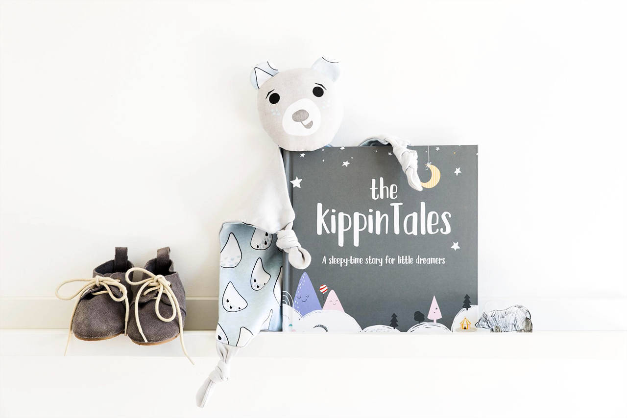 The Kippin Tales book
