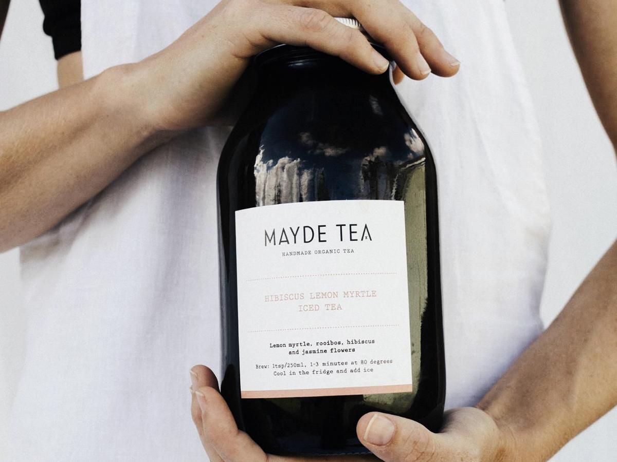 Mayde Tea, a Sendle customer