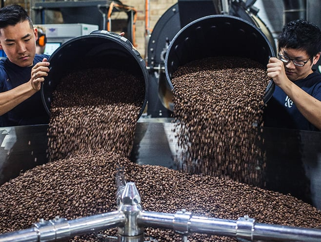 Pablo and Rusty's Coffee Beans photo.