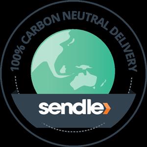 Sendle is 100% carbon-neutral