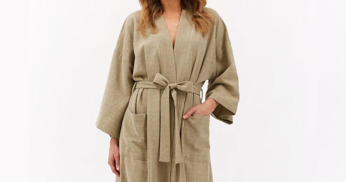 The Travelling Kimono