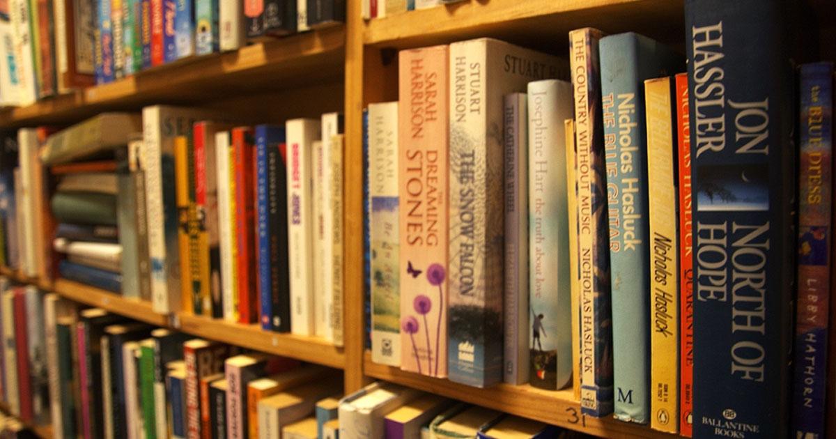 The Bookplate Bookshop