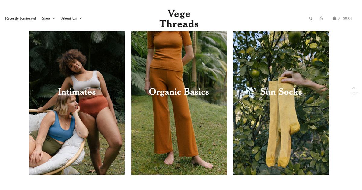 Vege Threads