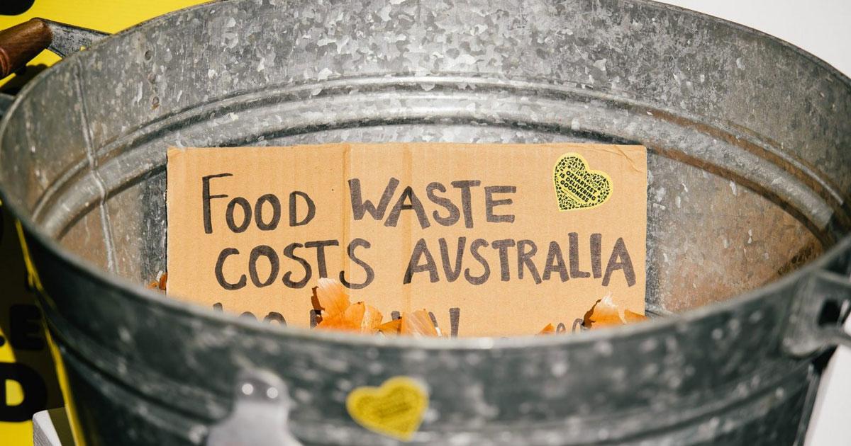 ozharvest food waste cost image