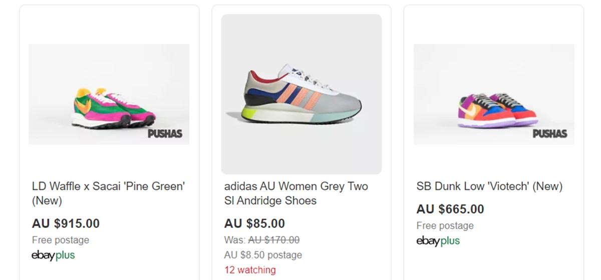 shoes sale ebay