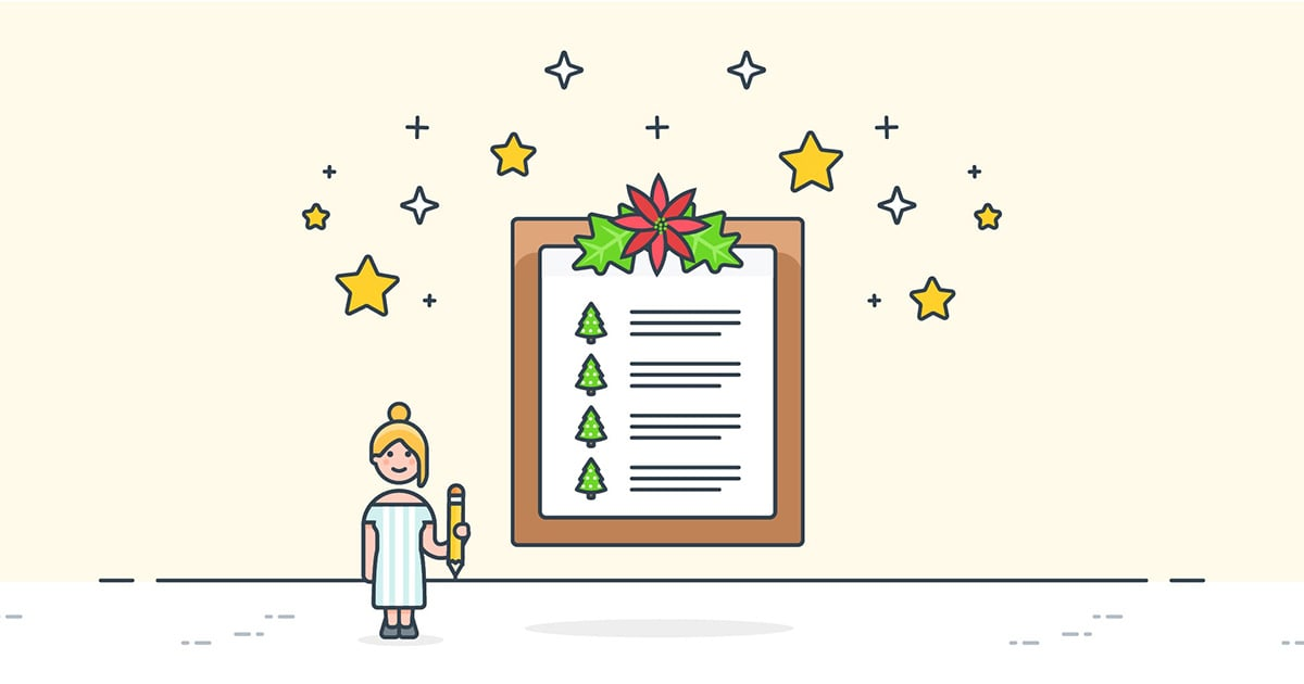 eCommerce Christmas checklist