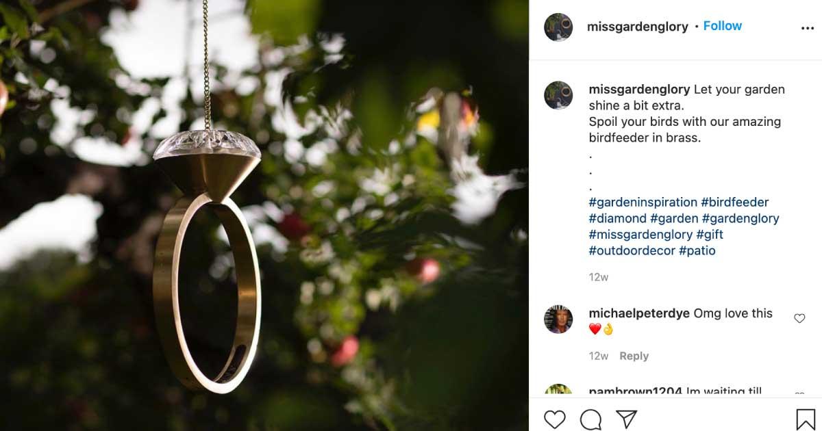 hashtag instagram captions