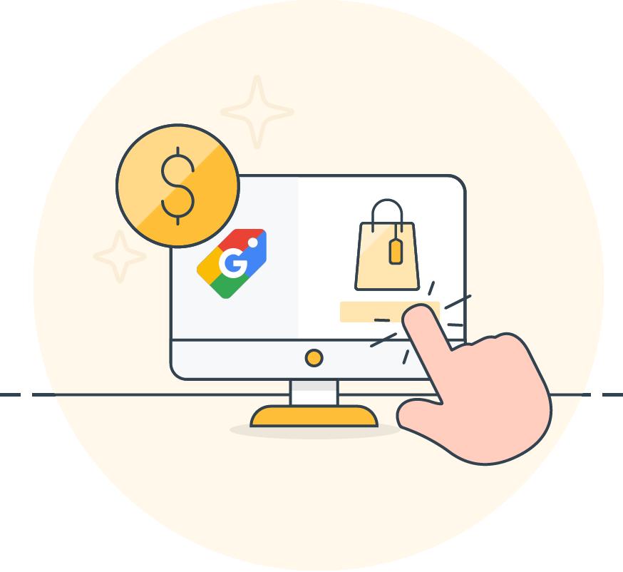 Sendle Google Shopping