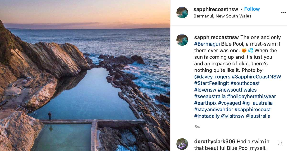 Sapphire coast nsw