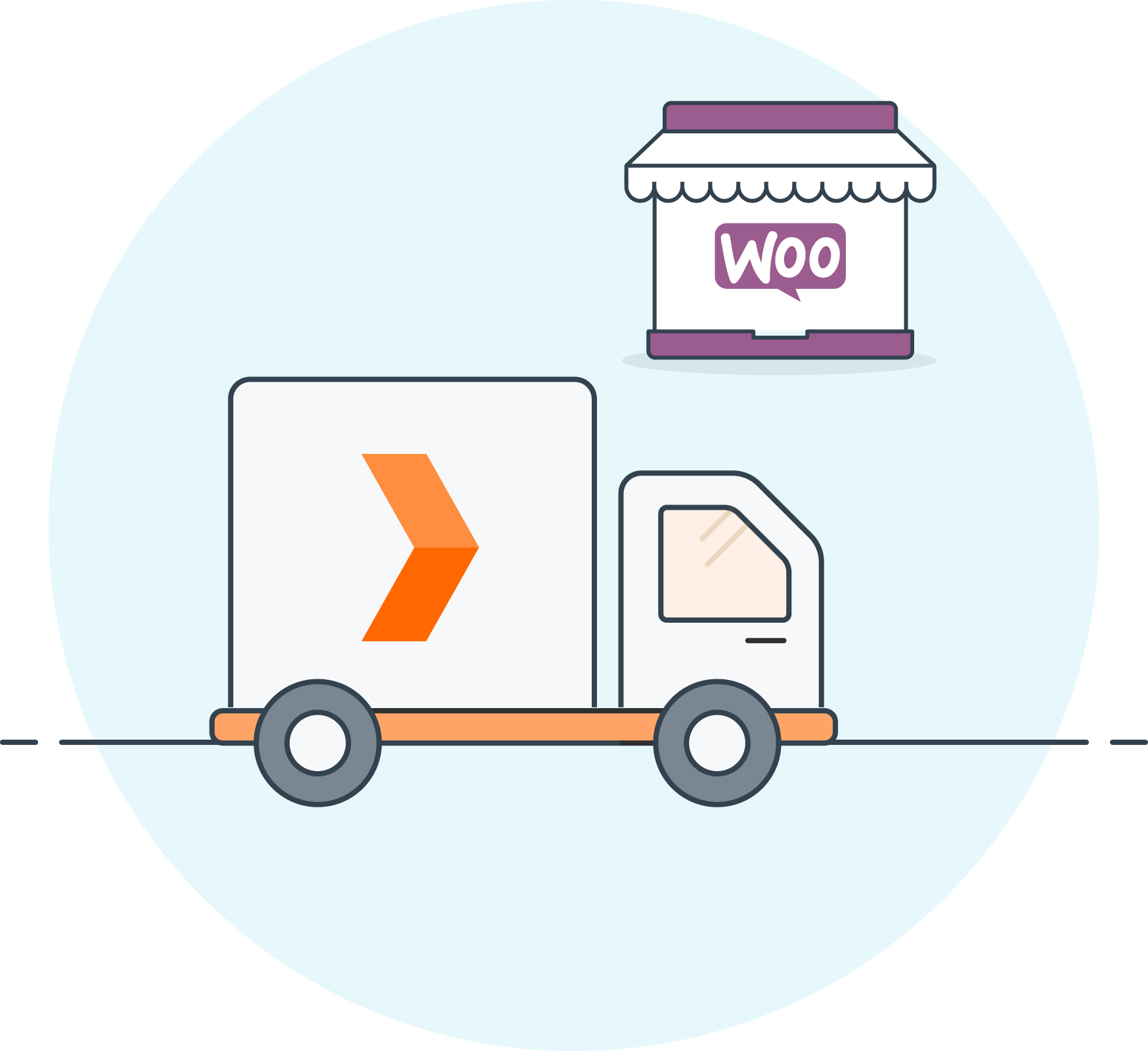 Sendle shipping with WooCommerce