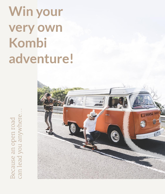 kombi adventure